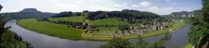 Blick von der kleinen Bastei